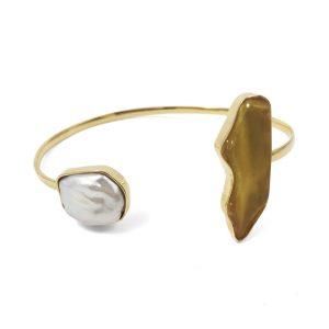 bracelete brasil (âmbar)