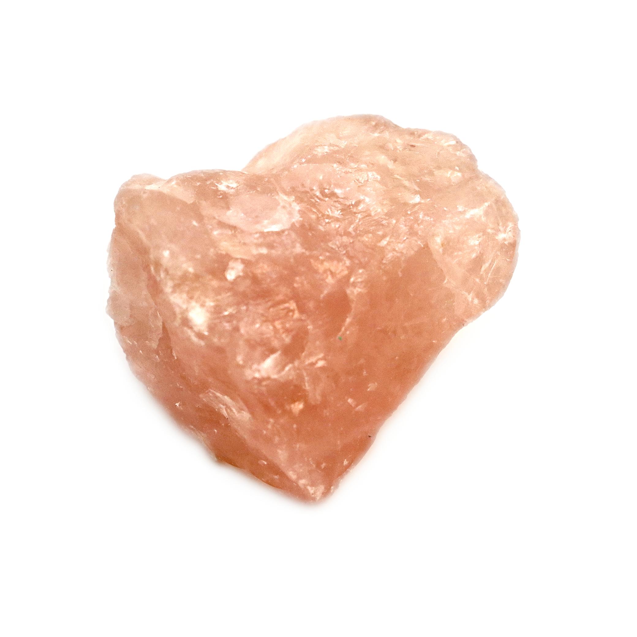 pedra bruta quartzo rosa