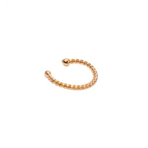 piercing-falso-fio-torcido-dourado-plume-acessórios